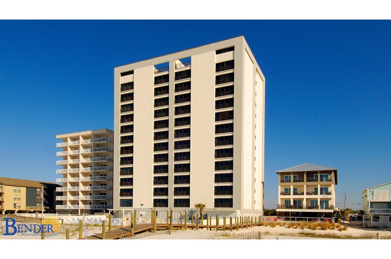 Gulf Tower Condos in Gulf Shores Alabama