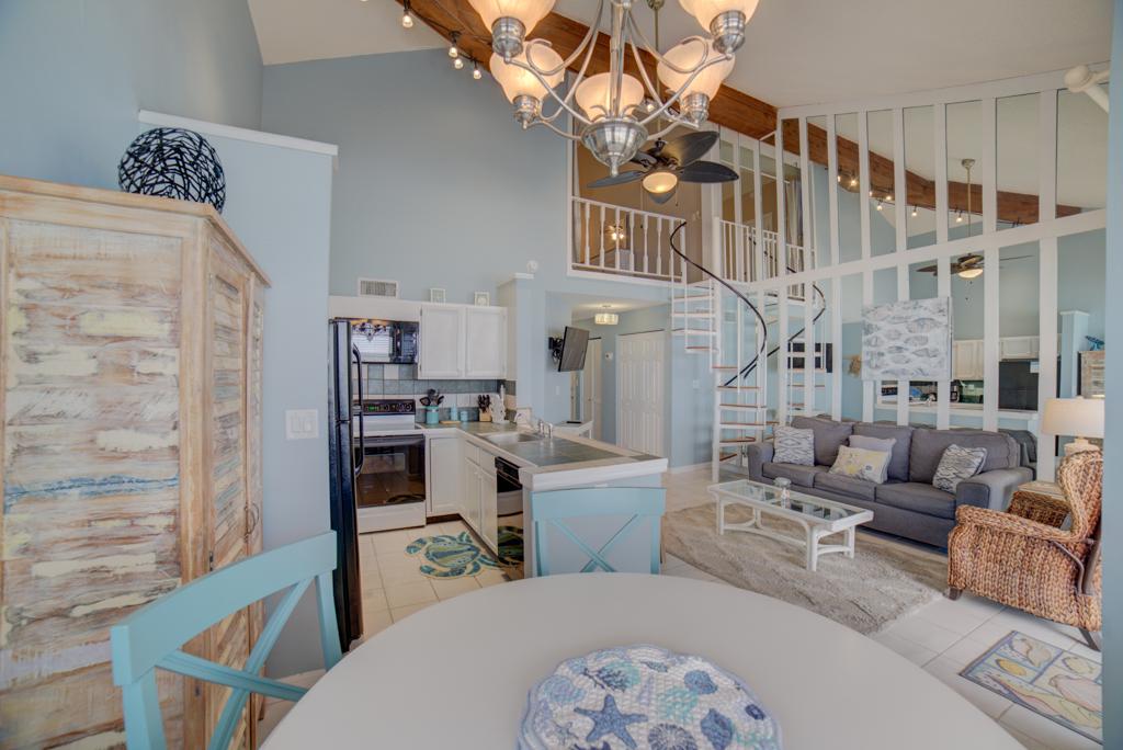 Gulf Winds #404 Condo rental in Gulf Winds Pensacola ~ Pensacola Beach Vacation Rentals by BeachGuide in Pensacola Beach Florida - #3