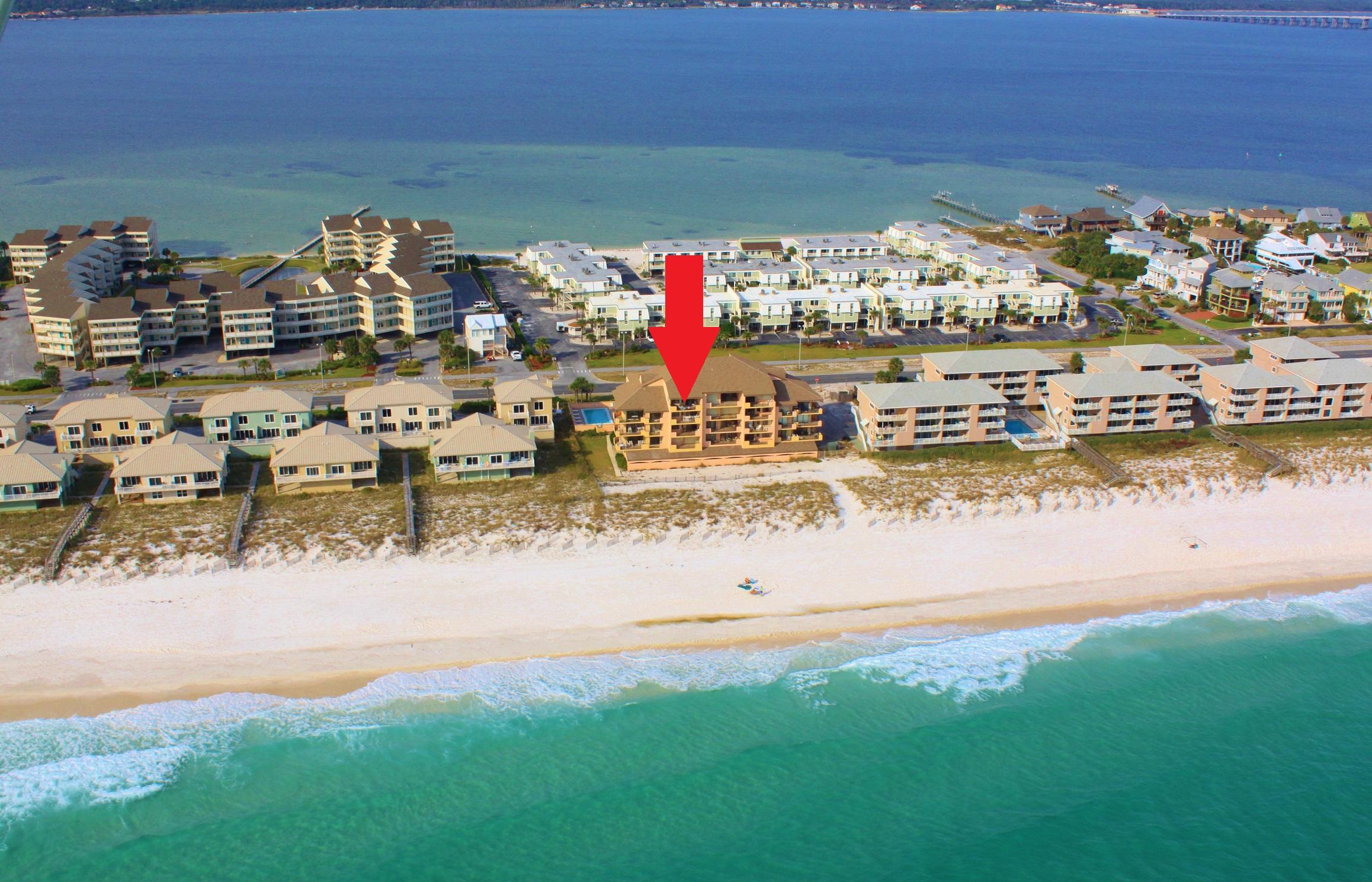 Gulf Winds #404 Condo rental in Gulf Winds Pensacola ~ Pensacola Beach Vacation Rentals by BeachGuide in Pensacola Beach Florida - #29