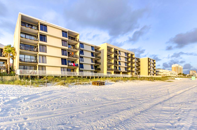 Gulf Gate Condominiums in Panama City FL