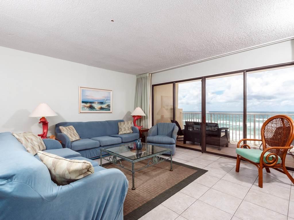 Gulfside 502 Condo rental in Gulfside Condominiums in Fort Walton Beach Florida - #1