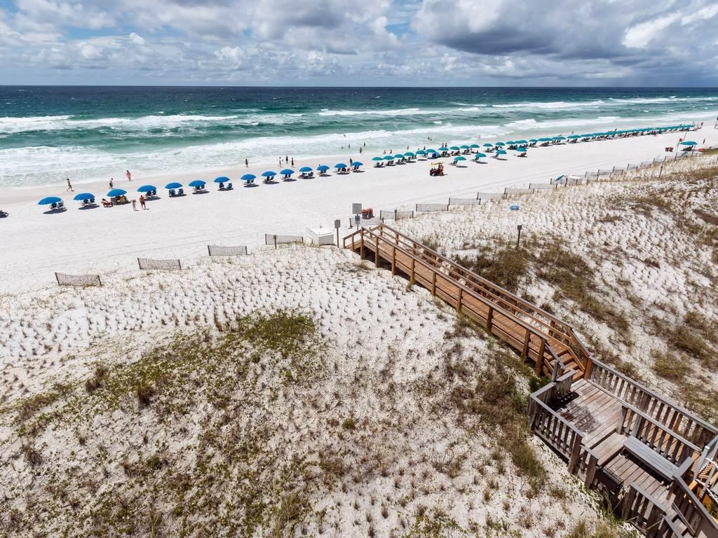 Gulfside 502 Condo rental in Gulfside Condominiums in Fort Walton Beach Florida - #14