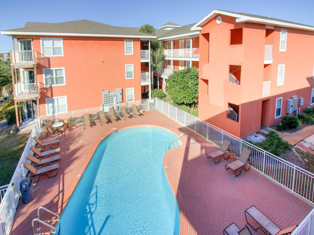 Gulfview 313 Condo rental in Gulfview Condominiums in Destin Florida - #9