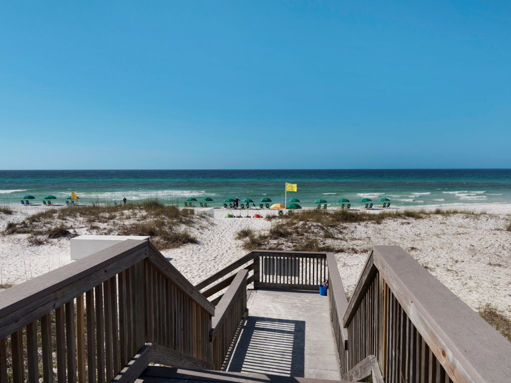 Gulfview II 1-125 Condo rental in Gulfview Condominiums in Destin Florida - #23