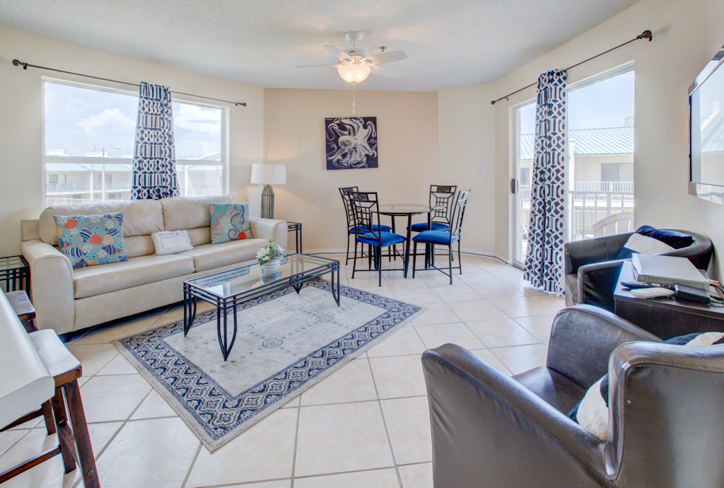 Gulfview II 2-201 Condo rental in Gulfview Condominiums in Destin Florida - #1