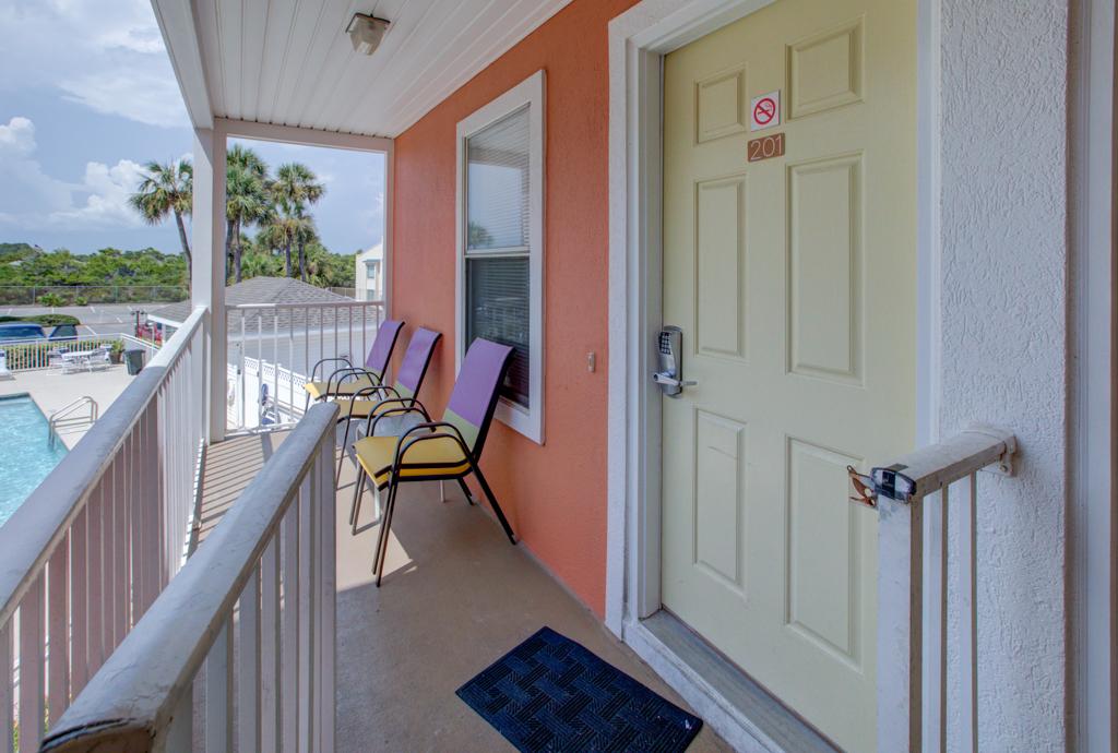 Gulfview II 2-201 Condo rental in Gulfview Condominiums in Destin Florida - #7