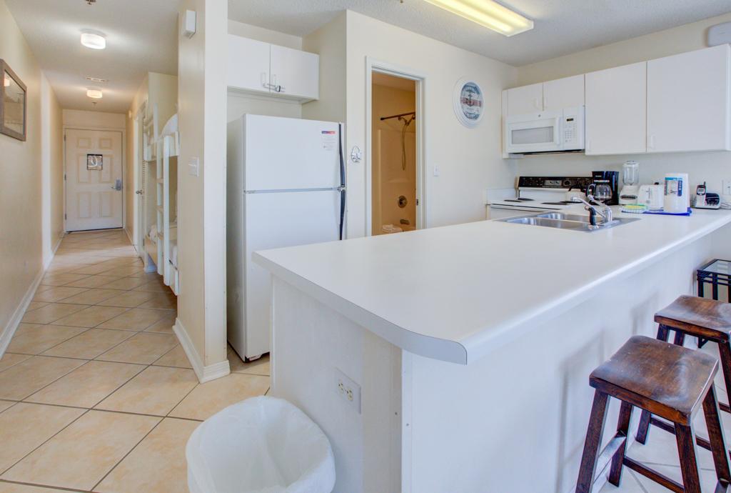 Gulfview II 2-201 Condo rental in Gulfview Condominiums in Destin Florida - #9
