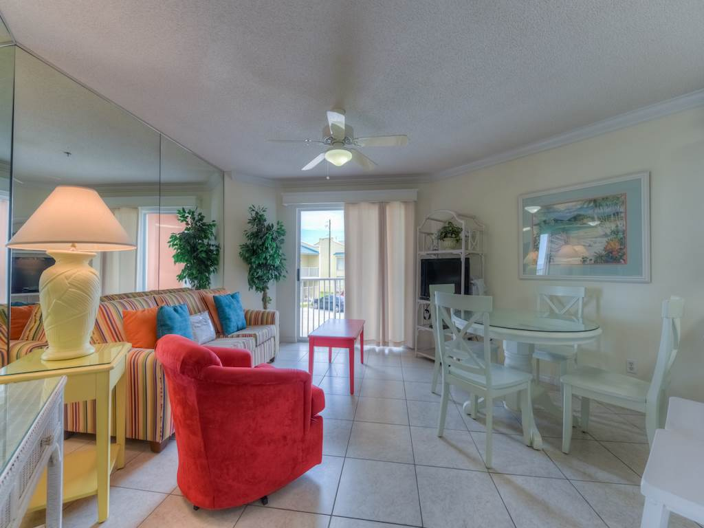 Gulfview II 2-203 Condo rental in Gulfview Condominiums in Destin Florida - #3