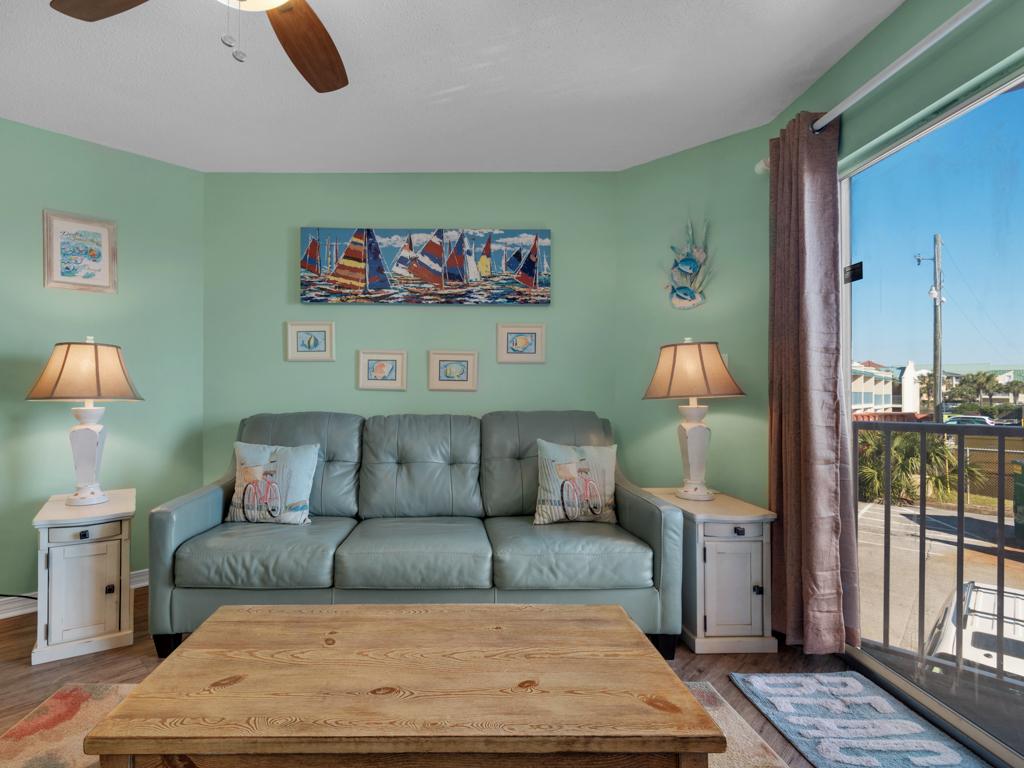 Gulfview II 2-210 Condo rental in Gulfview Condominiums in Destin Florida - #4