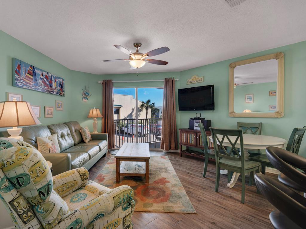 Gulfview II 2-210 Condo rental in Gulfview Condominiums in Destin Florida - #5