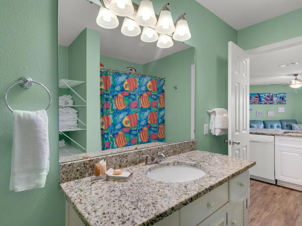 Gulfview II 2-210 Condo rental in Gulfview Condominiums in Destin Florida - #13