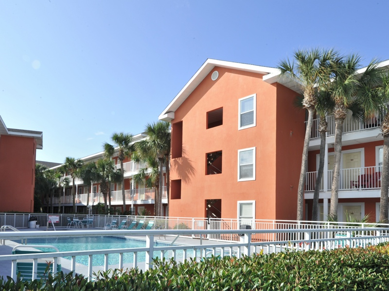 Gulfview II 2-210 Condo rental in Gulfview Condominiums in Destin Florida - #20