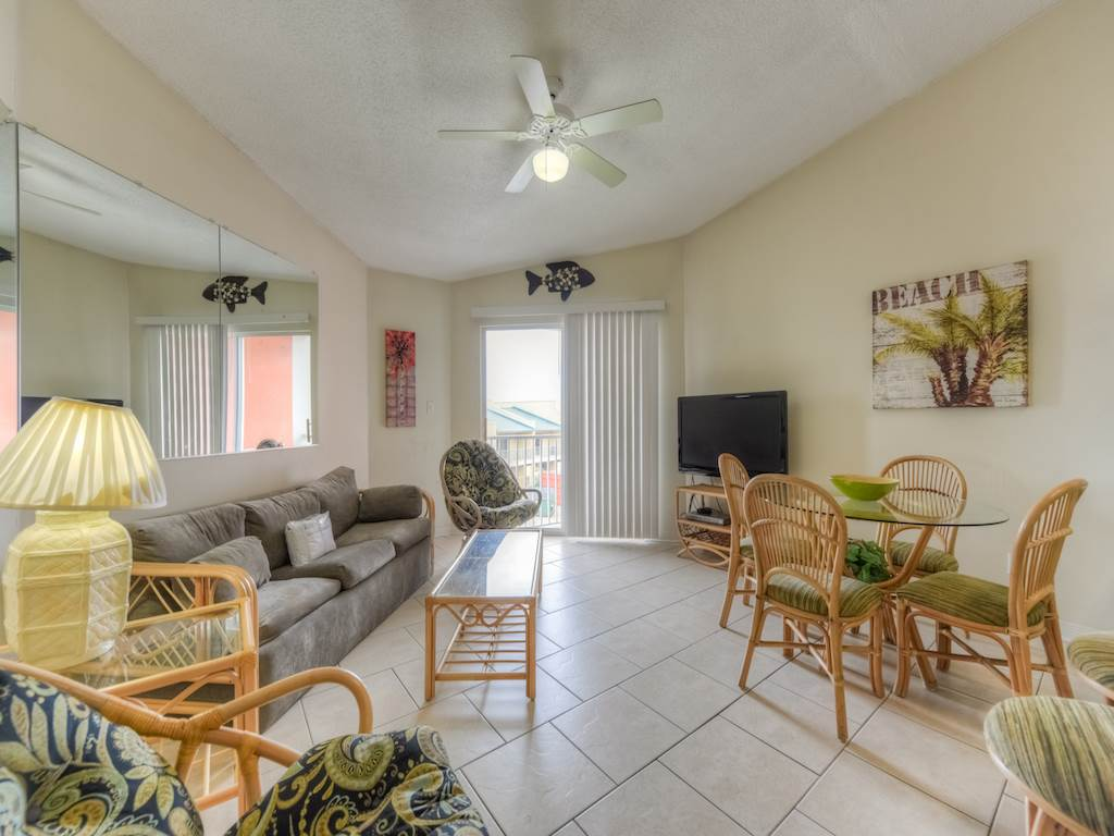 Gulfview II 2-305 Condo rental in Gulfview Condominiums in Destin Florida - #2