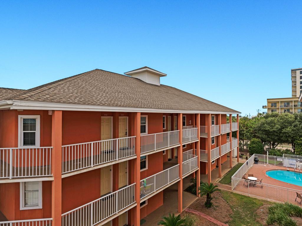 Gulfview II 2-311 Condo rental in Gulfview Condominiums in Destin Florida - #6