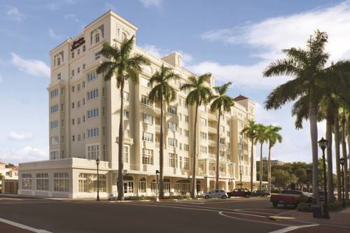 Hampton Inn And Suites Bradenton/downtown Historic District in Bradenton FL 86