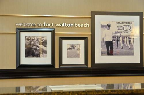 Hampton Inn Fort Walton Beach in Fort Walton Beach FL 69