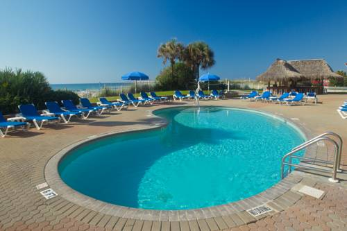 Hampton Inn Pensacola Beach In Pensacola Beach Florida