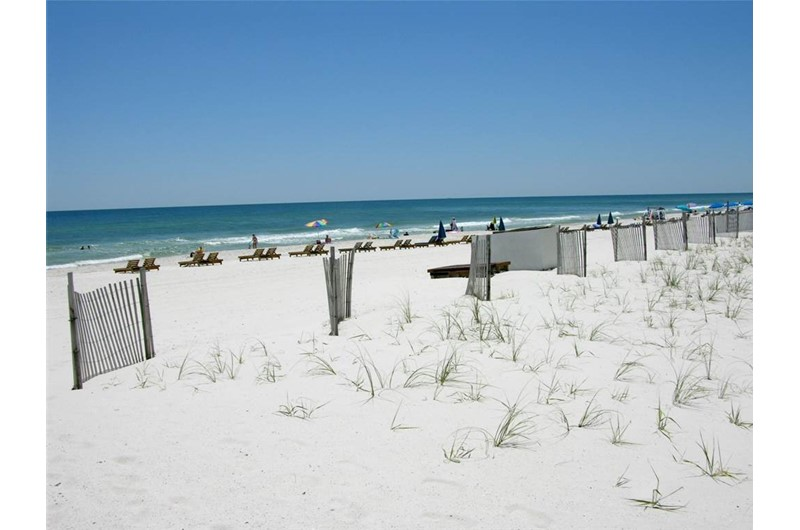 Stunning view of the Gulf from Harbor House in Gulf Shores AL