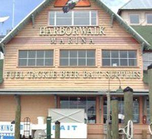 Harborwalk Marina in Destin Florida