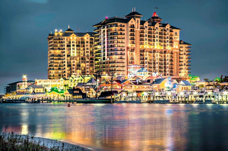 HarborWalk Village in Destin Florida