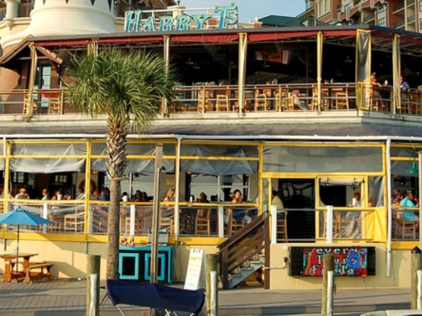 Harry T's in Destin Florida