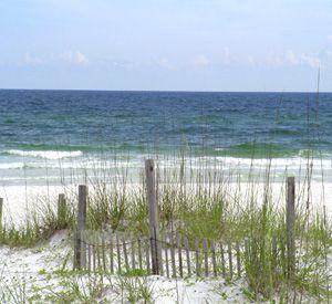 Henderson Beach State Park in Destin Florida