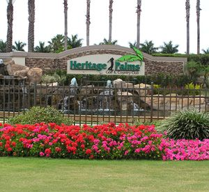 Heritage Palms Golf & Country Club in Fort Myers Beach Florida