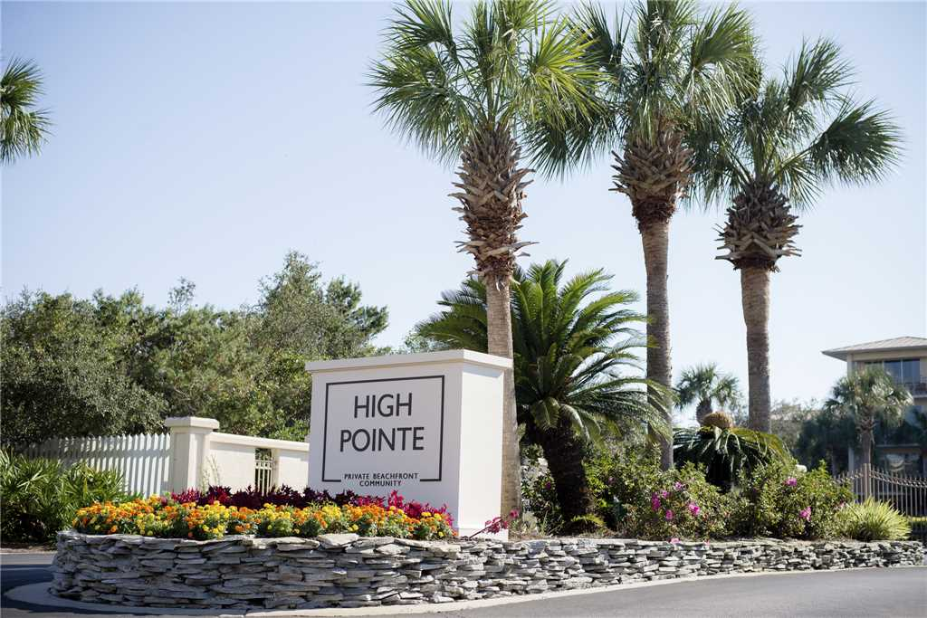 High Pointe W11 Condo rental in High Pointe Resort in Highway 30-A Florida - #30