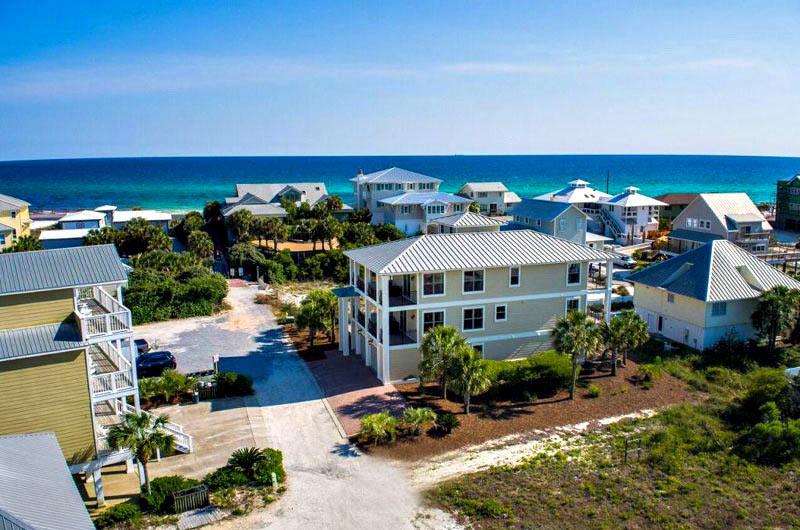 Beach House Rentals Grayton Beach