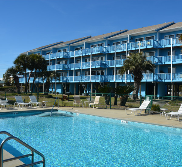Beachfront II Condominiums