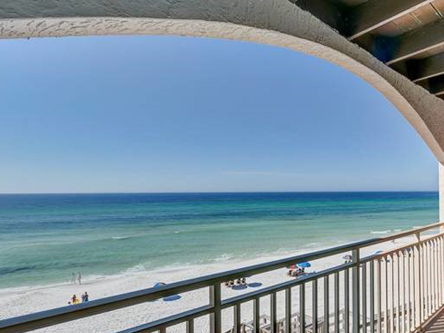 The views will amaze you at Dune Villas Santa Rosa Beach FL