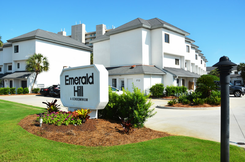 Emerald Hill Townhomes In Santa Rosa Beach Fl