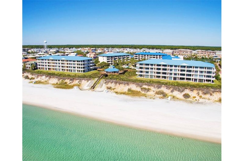 Enjoys views of the gorgeous Gulf from High Pointe Resort  in Hwy. 30 A Florida