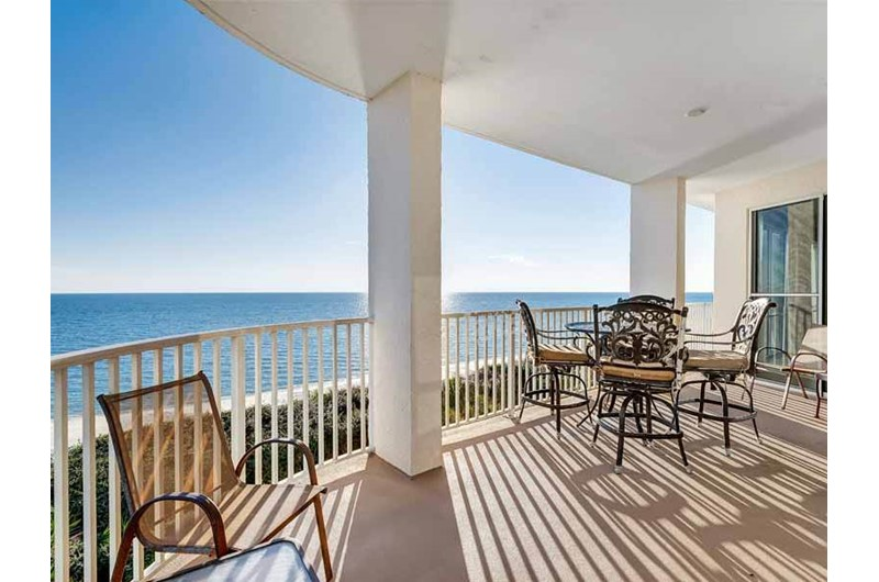 Relax on your balcony and take in the view from High Pointe Resort in Highway 30-A Florida