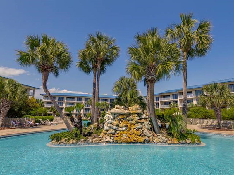 Lounge around the amazing pool all day at High Pointe Resort in Highway 30-A Florida