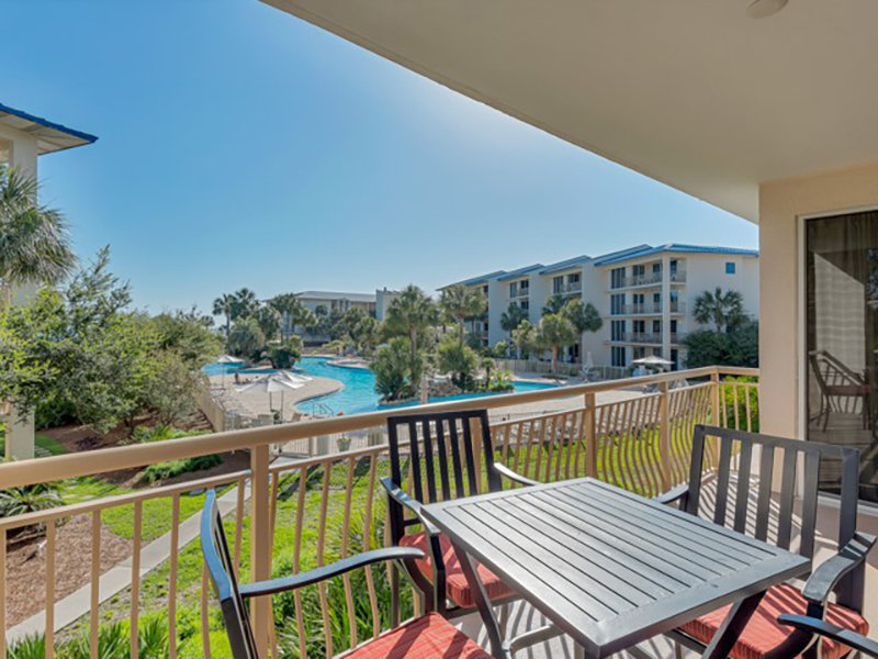 Enjoy the incredible views at High Pointe Resort in Highway 30-A Florida