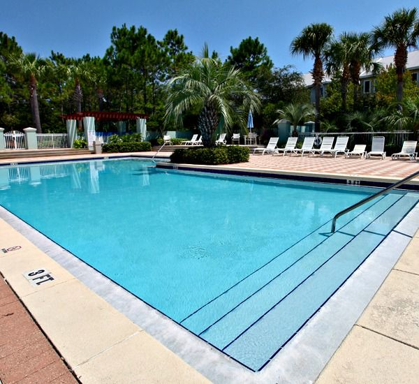 Enjoy a dip in the refreshing pool at Inn at Gulf Place in Highway 30-A Florida