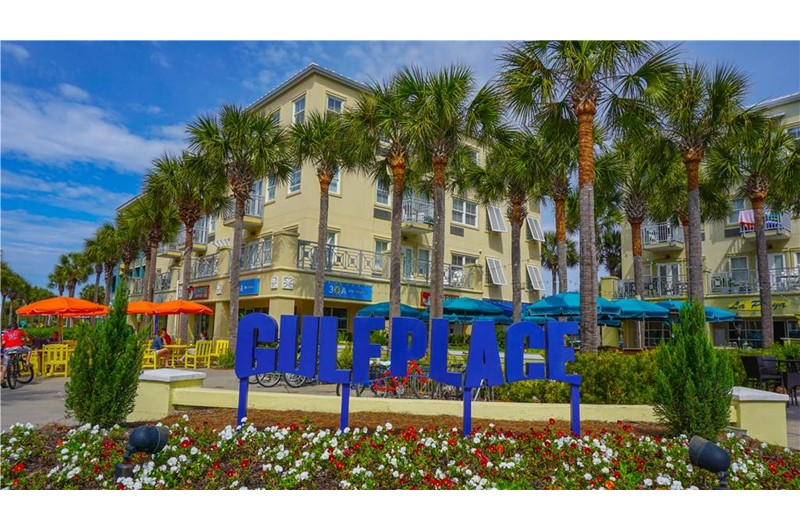 Enjoy Inn at Gulf Place in Highway 30A Florida