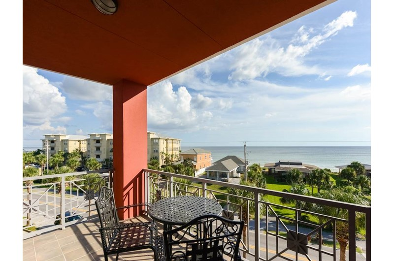 See the Gulf from Inn at Gulf Place  in Highway 30-A Florida