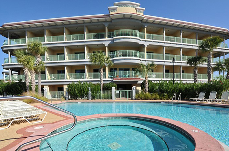 Relax in the hot tub at Inn at Seacrest Beach Highway 30-A Florida