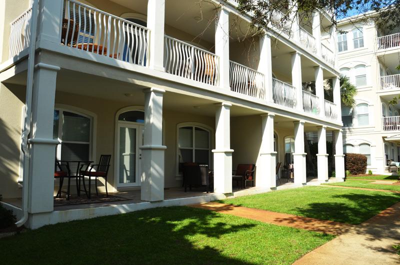 Seaview Villas in Seacrest Beach FL