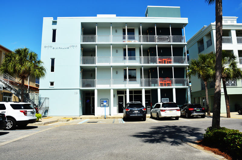 Six Palms at Gulf Place in Santa Rosa Beach FL