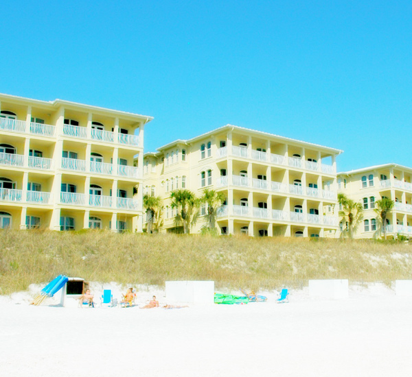 Villas at Santa Rosa Beach Rentals in Highway 30-A Florida