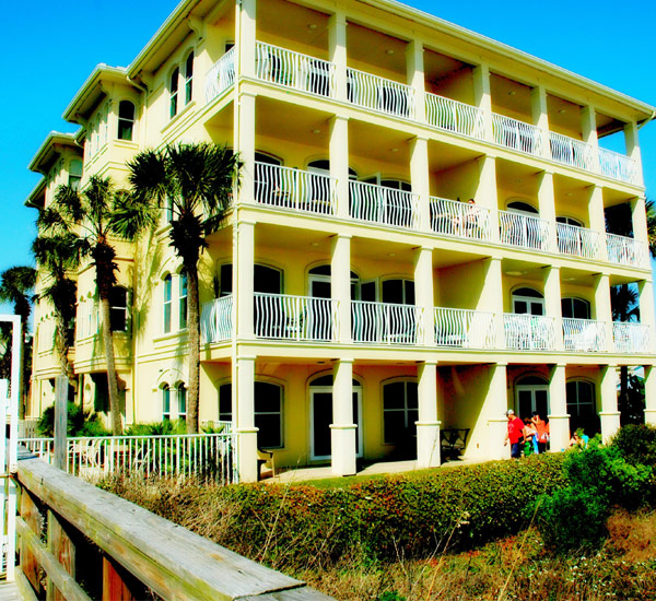 Condoes For Rent: Villas At Santa Rosa Beach, FL