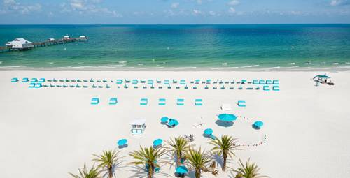 Hilton Clearwater Beach Resort & Spa in Clearwater Beach FL 40
