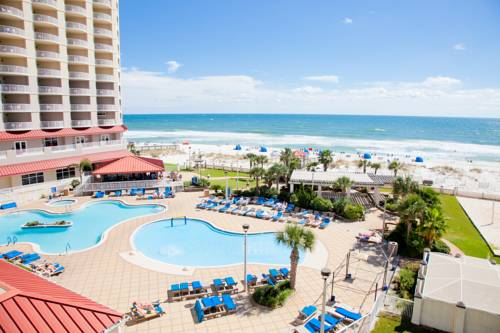 Hilton Pensacola Beach Gulf Front In Breeze Fl 14