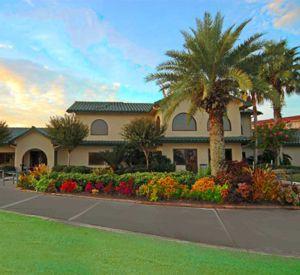 Holiday Golf Club in Panama City Beach Florida