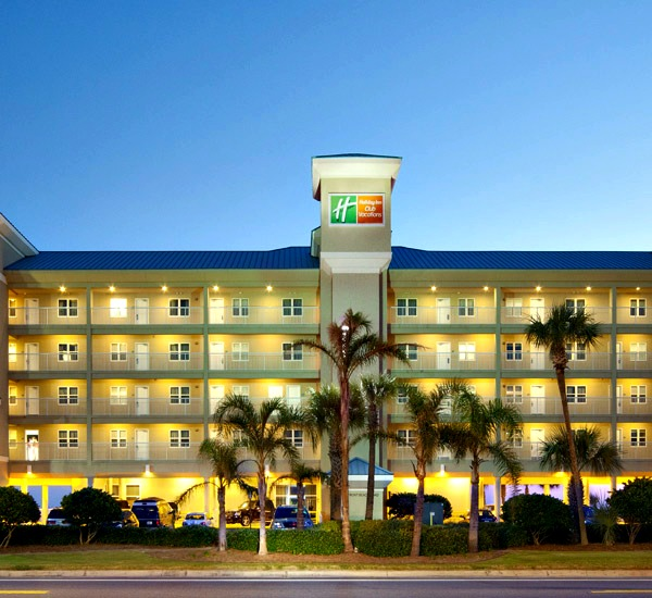 Beachfront rentals at Holiday Inn Club Vacations in Panama City Beach Florida