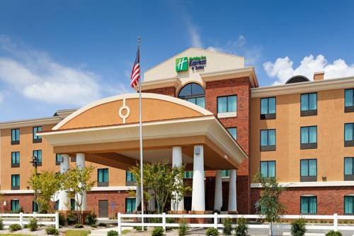 Holiday Inn Express Gulf Shores in Gulf Shores AL 47