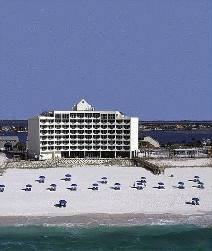 Holiday Inn Express Pensacola Beach in Pensacola Beach FL 62
